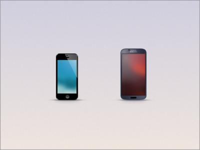 Mini iPhone and Galaxy S4 Freebie