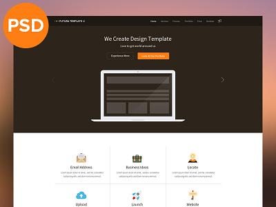 Freebie PSD TEMPLATE - Multipurpose! agileinfoways template free psd layout website design website ui user interface