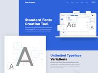 Font Creator Tool