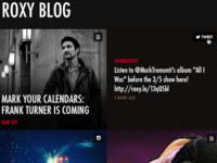 Roxy Blog