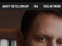 Comp for Thiel Fellowship w/ Peter Thiel