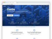 zeebe.io Homepage