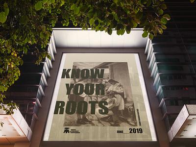 Museum of Ethnography Rebranding branding