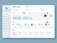 Web App for building security management dashboard dashboard design dashboard app dashboard ui dashboad colors cells app design appdesigner mobile app app ux ui