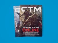 GTM (Games Tribune Magazine) - Cover