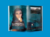 GTM (Games Tribune Magazine) - Layout