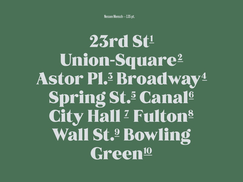 Mesch Typefact typeface design ball serif free font 70s serif type type design font letterform typeface
