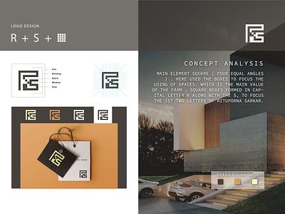 Logo Concept brand design stationary design illustration design minimalist logo versatile logo logo branding