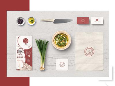 Brand Identity minimal logo logo design pasta italy brand stationary design brand identity pasta brand restaurant logo food logo design versatile logo logo branding