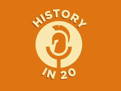 History in 20 Logo