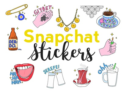 Snapchat Location Stickers