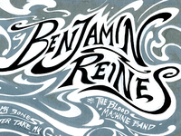 Benjamin Reines Typography
