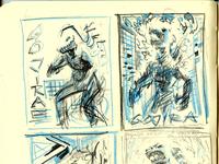 Gojira sketch002