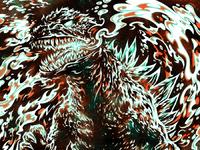 Gojira 3   textures 2separation