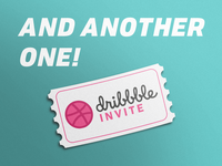 Another Dribbble Invite