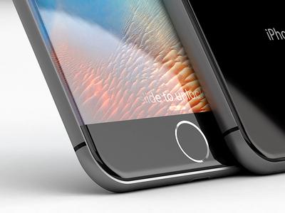 iPhone 7 (2016) 3d productdesign apple iphone iphone7