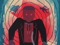 Villain #4 Frank Booth