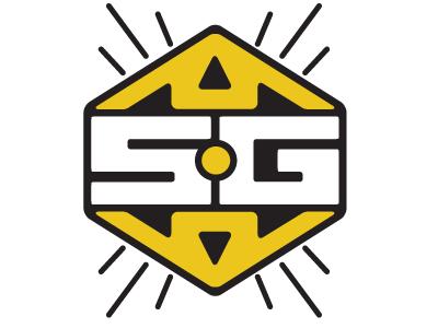 Suburban gamers Logo logo vector illustrator videogame video games d pad snes nes nintendo