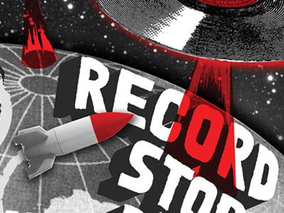 Record Store Invasion!