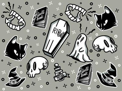 Classic Spooks