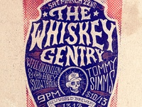 The Whiskey Gentry - Poster 3