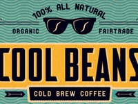 Cool Beans Label