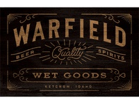 Warfield Sign Comp