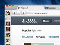 RockMelt for Mac