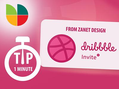 2021 Dribbble Invite Giveaway - 1 free invite giveaway design branding dribbble invite