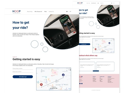 Riding Tips Prototype website ui webdesign website design web design inspiration