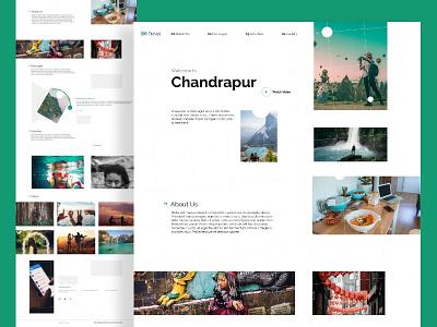 Website for travel agency agency travel web design inspiration fresh design ui ux webdesign design website design website web