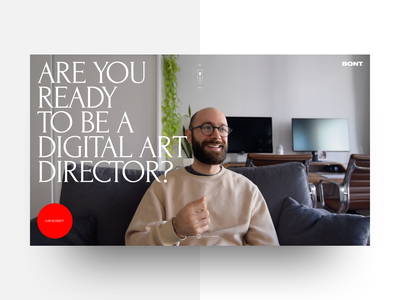 10 signs you're not ready to be a Digital Art Director digital design art direction leadership freebie resources tips video youtube channel youtube youtuber helvetica clean typography minimal layout