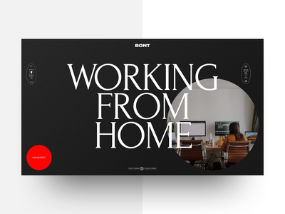 9 tips for being more productive working from home freelance designer freelance design freelancer freelance productivity tips video youtube channel youtuber youtube branding design helvetica clean typography minimal layout