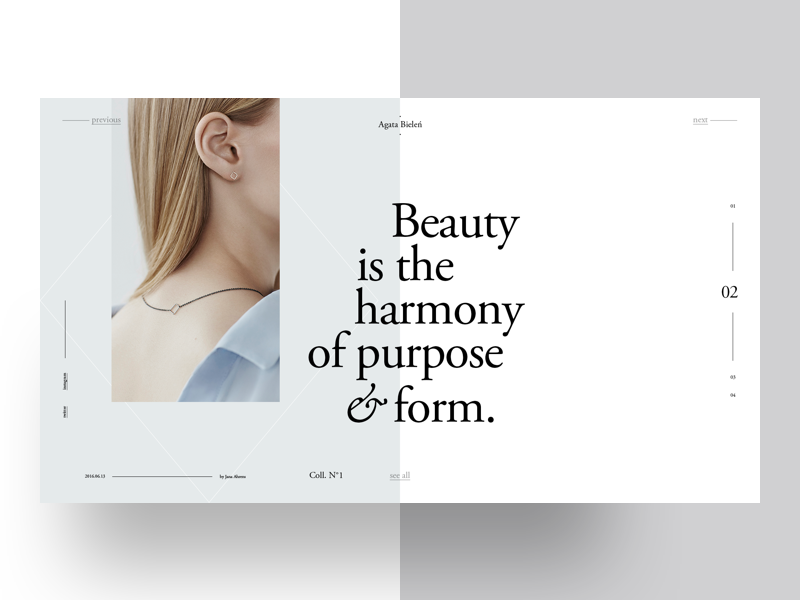 Agata Bieleń — Upcoming Freebie — 2