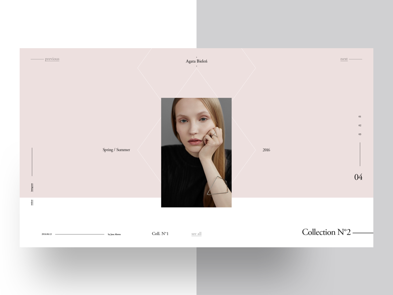 Agata Bieleń — Upcoming Freebie — 4