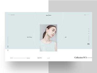 Agata Bieleń — Freebie — 2 fibonacci template graphic design typography golden ratio grid layout freebie garamond fashion magazine