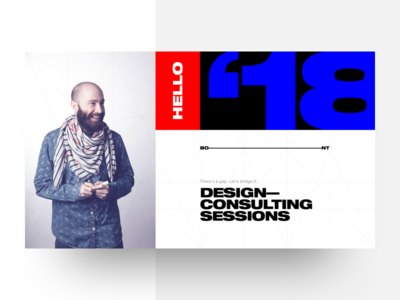Announcing Design Consulting Sessions