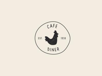 Cafe & Diner Logo