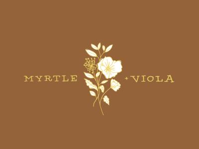 Myrtle & Violo Logo