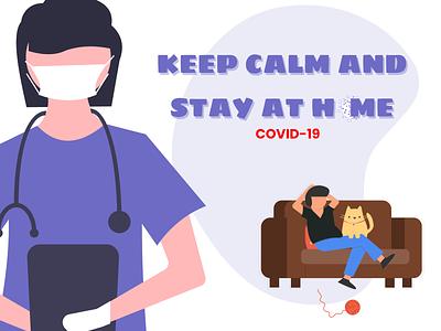 #stayathome @coronavirus @actuality @colors @illustration @poster