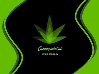 Logo Cannapoint @logo @color @design