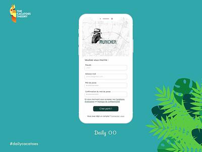 Treasure hunt #dailycacatoes thecacatoestheory mobile dailycacatoes challenge dailyui ui treasurehunt design @ui @design