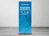 Fundraiser Experience Lab Banner