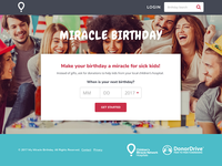 My Miracle Birthday