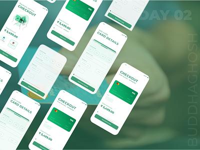 Card Payment | Card Payment Option UI Design | Payment Option uidesign card payment app design ux payment ui