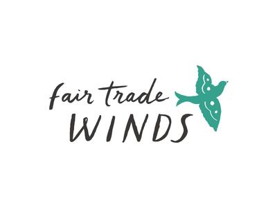 FTW logo  shopping ecommerce bird fair trade illustration identity logo design