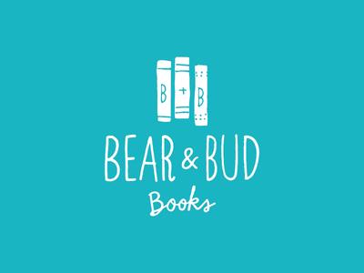 B&B Books books kids illustration identity logo design