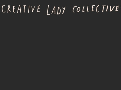 Creative Lady Facebook Group!