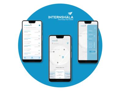 Internshala Map View