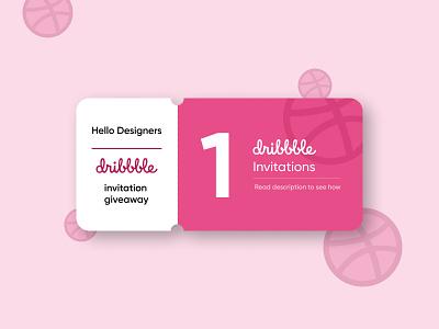 Dribbble Invite invites invitation invite dribbble invite design dribbble invites dribbble invitation dribbble invite